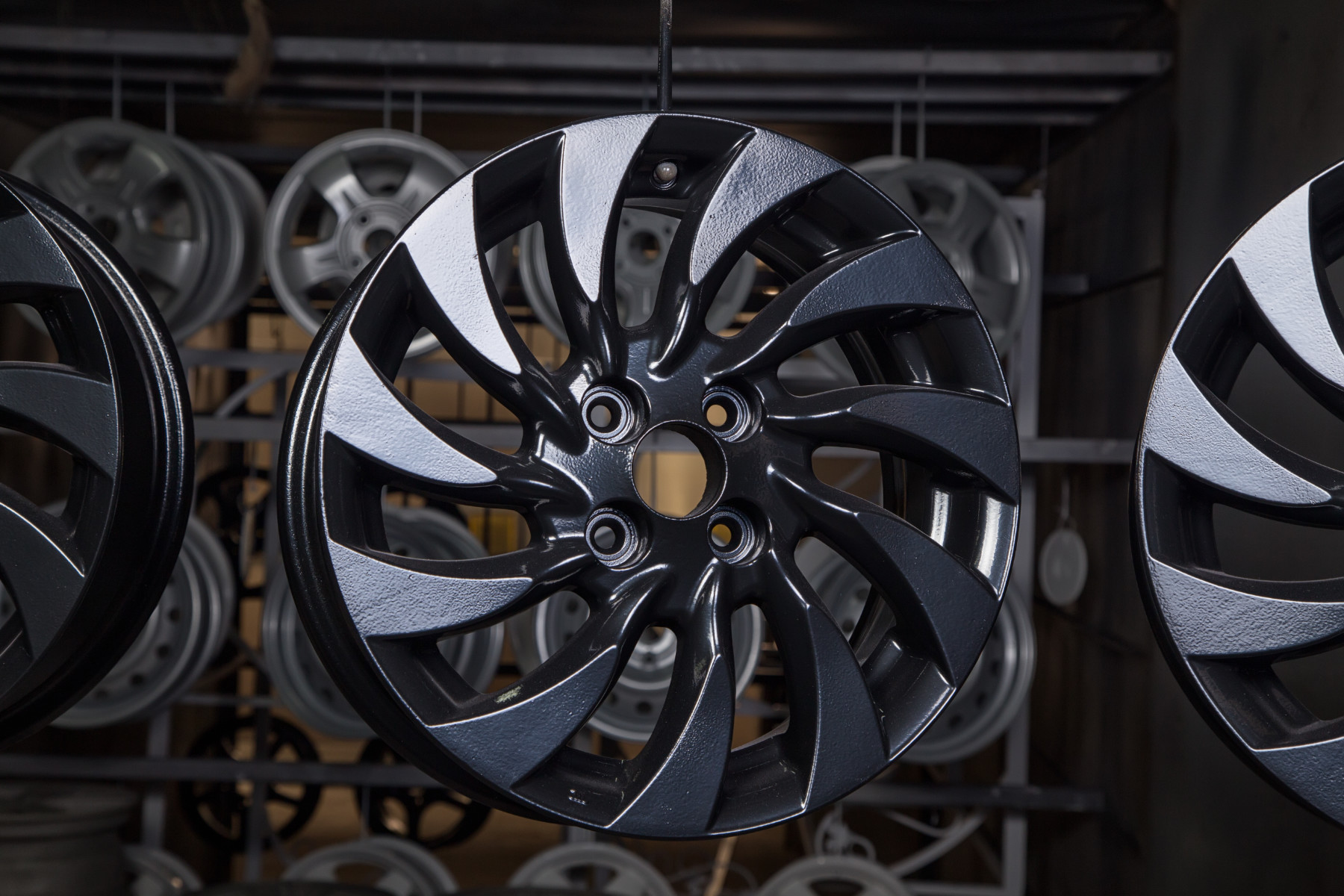 Powder Coated Wheels Jacksonville Florida
