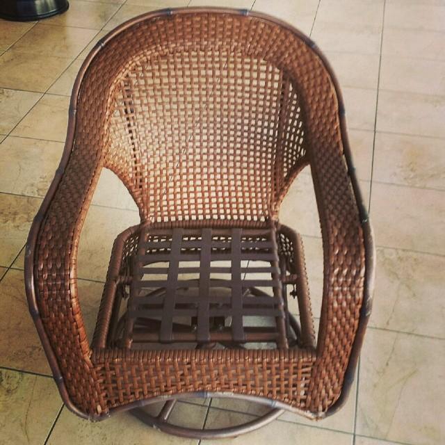 Chair-restored