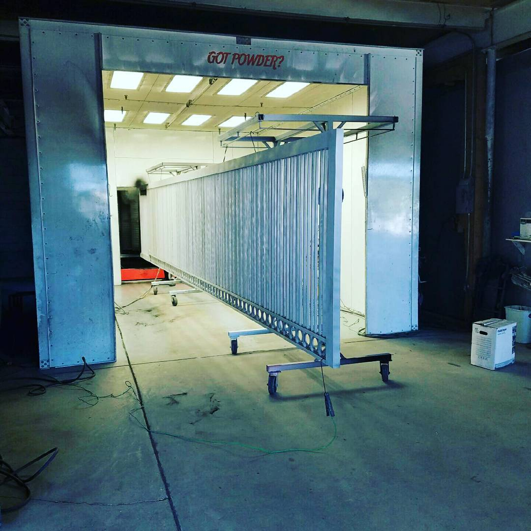 Powder Coating Facility Jacksonville