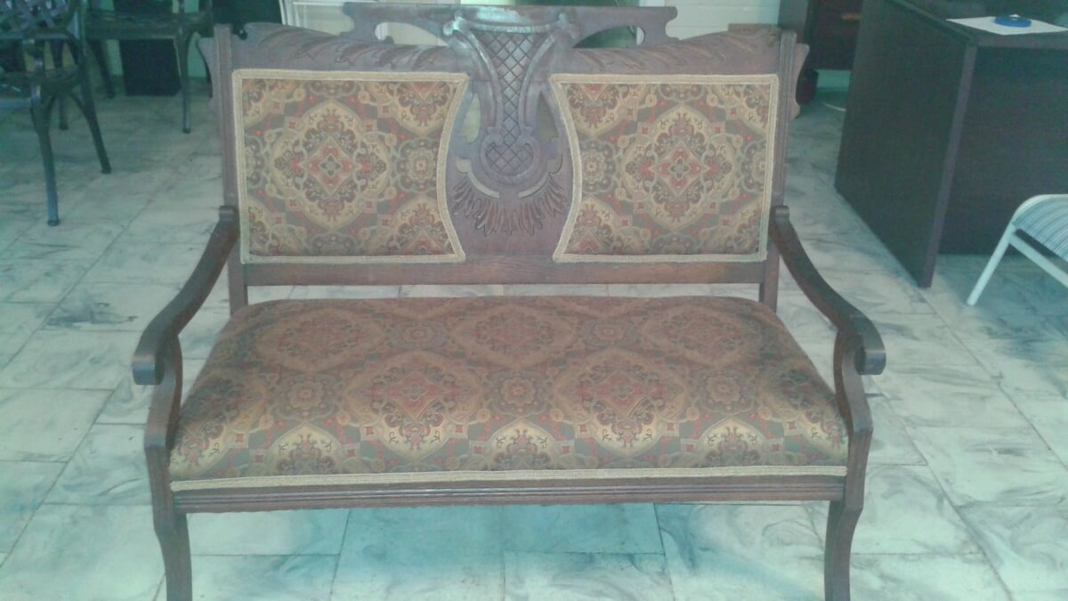 Bench Upholstery