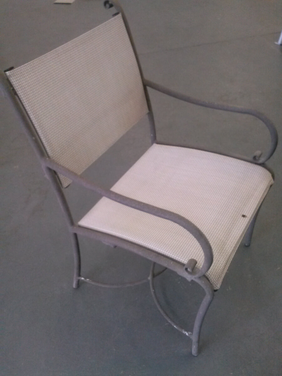 Chair Re-fabric