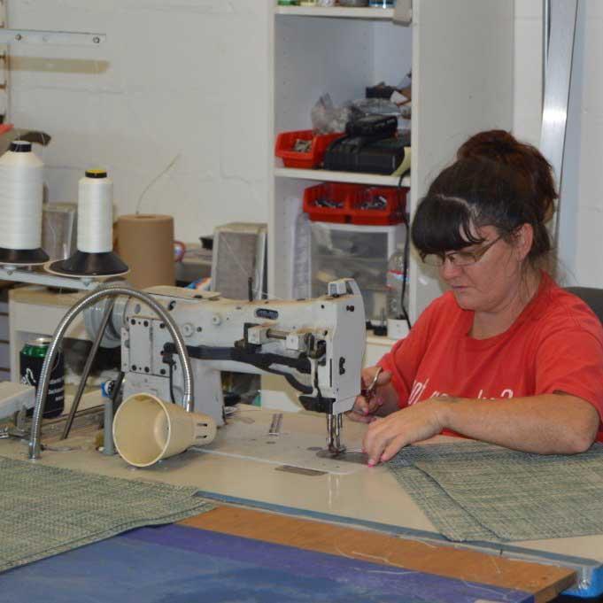 Upholstery Atlantic Powder Coating