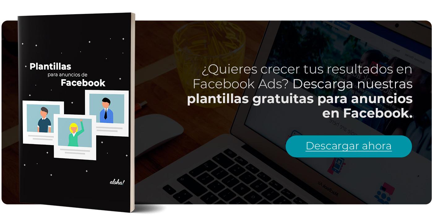 plantilla anuncios facebook