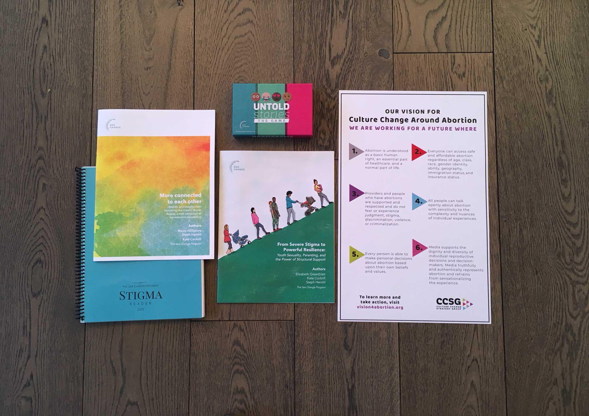 Working Together Stigma Toolkit