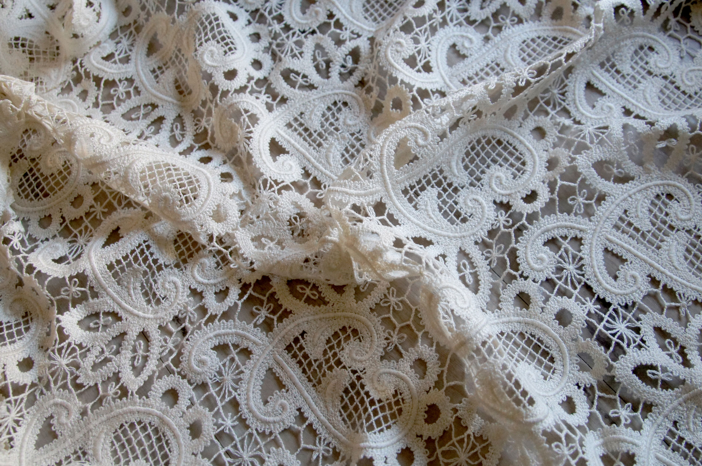 photo of cotton lace