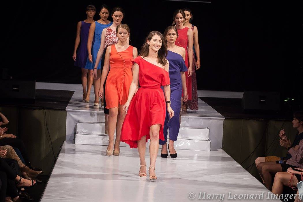 photo from Eco Fashion week in Perth