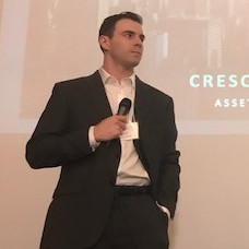 Michael Kazley of Crescent Crypto