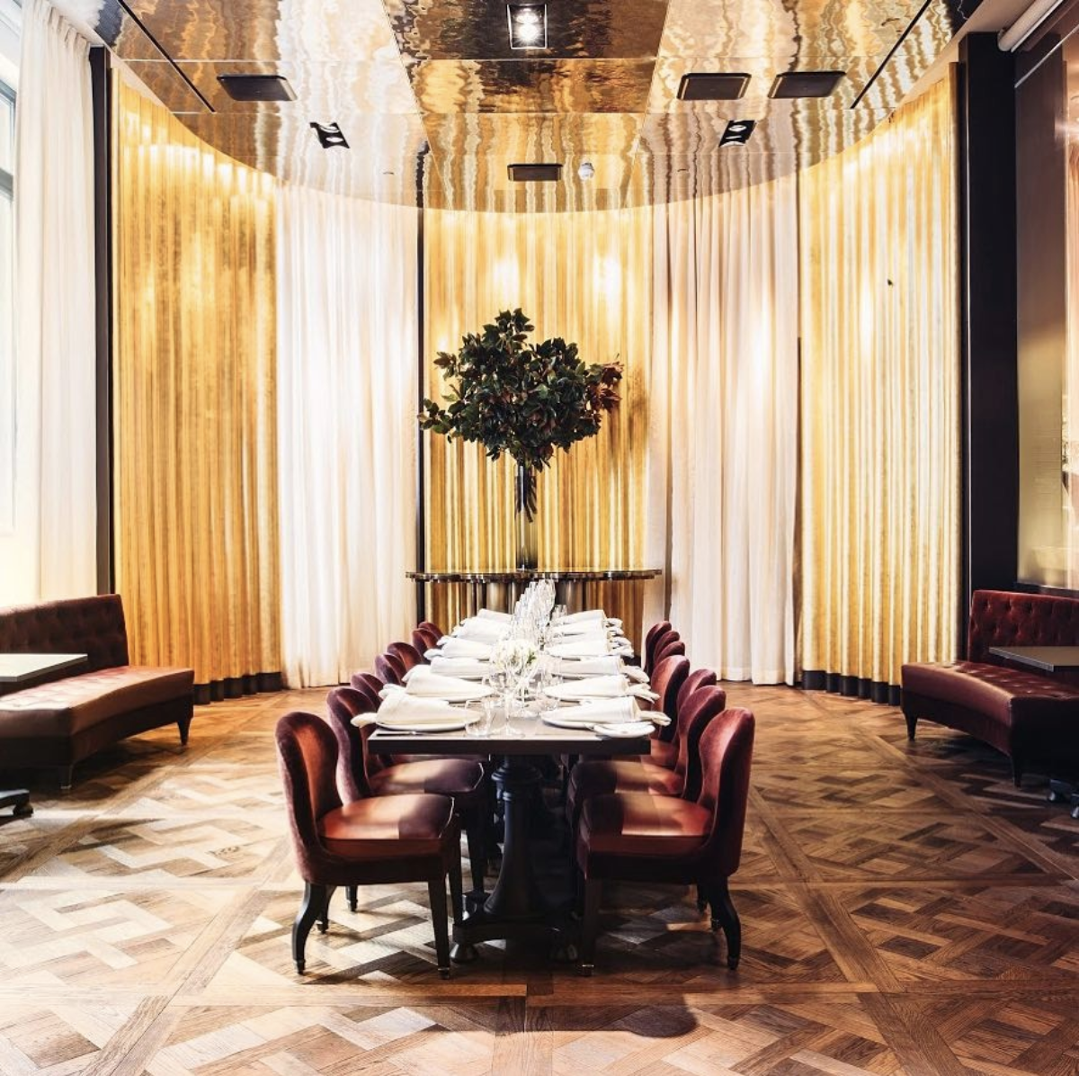 BlockWorks Group Private Dinners