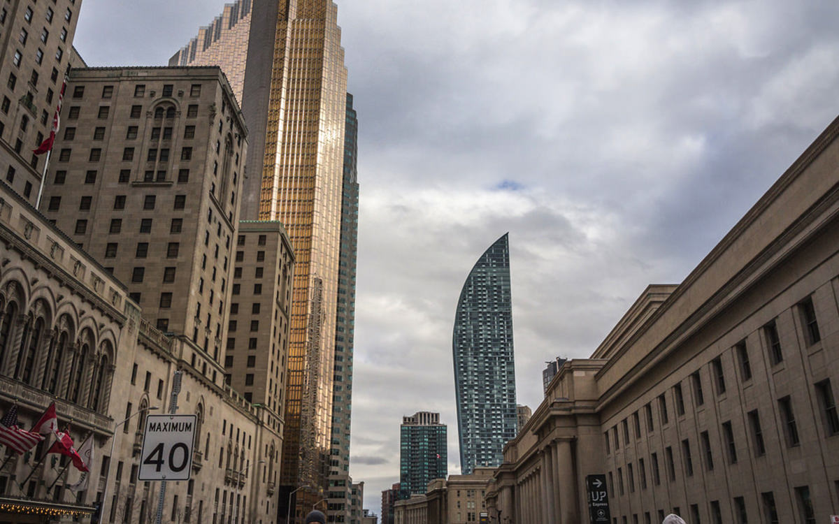 L-Tower in Toronto, Ontario