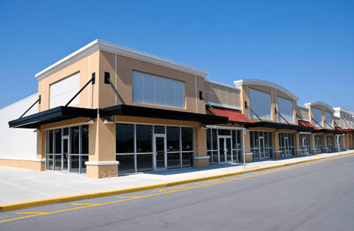 Strip Malls and Industrial CRUs
