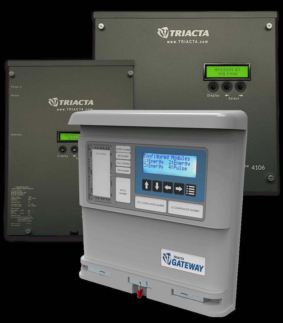 Triacta Family of Meters