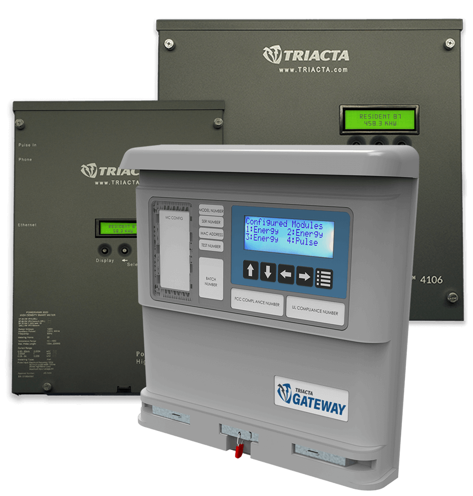Triacta Family of Meters