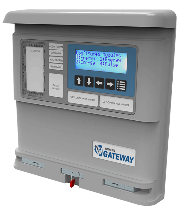 Triacta's open protocol multi-point electrical submeter