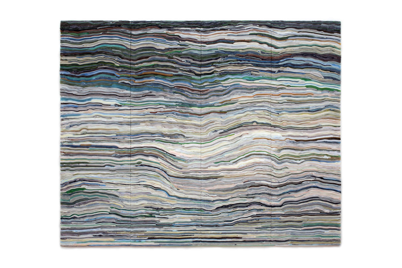 Stripe Painting, 2017