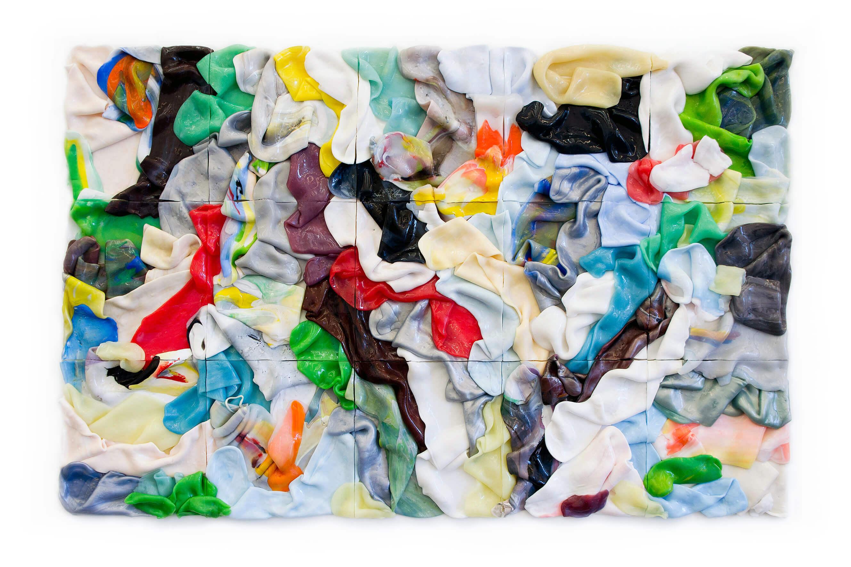 Untitled (Quindecaplet), 2011