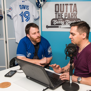 Outta The Park With Barry Davis