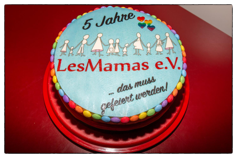 17 Jahre Vernetzung - 10 Jahre als LesMamas - 5 Jahre Verein ...