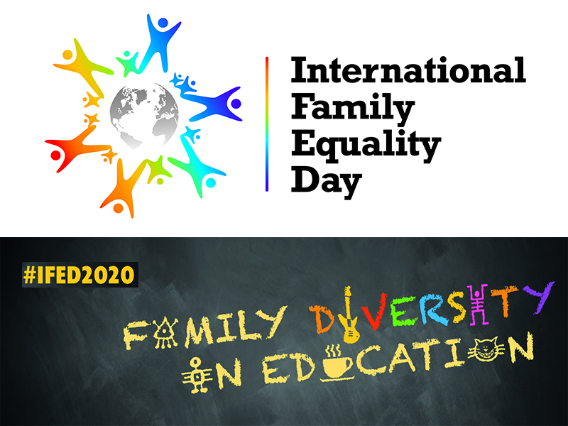 International Family Equality Day 2020 digital