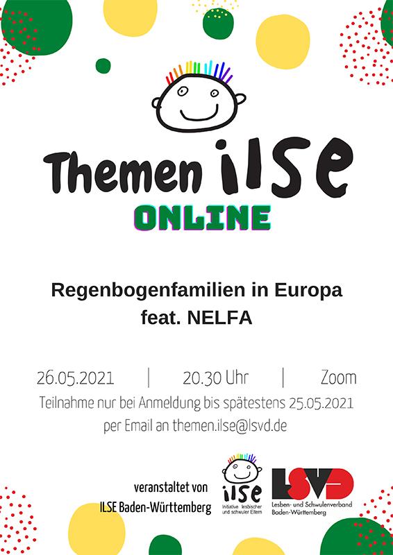 Themen-ILSE goes international!