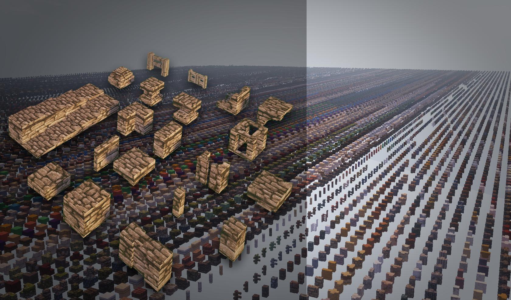block models