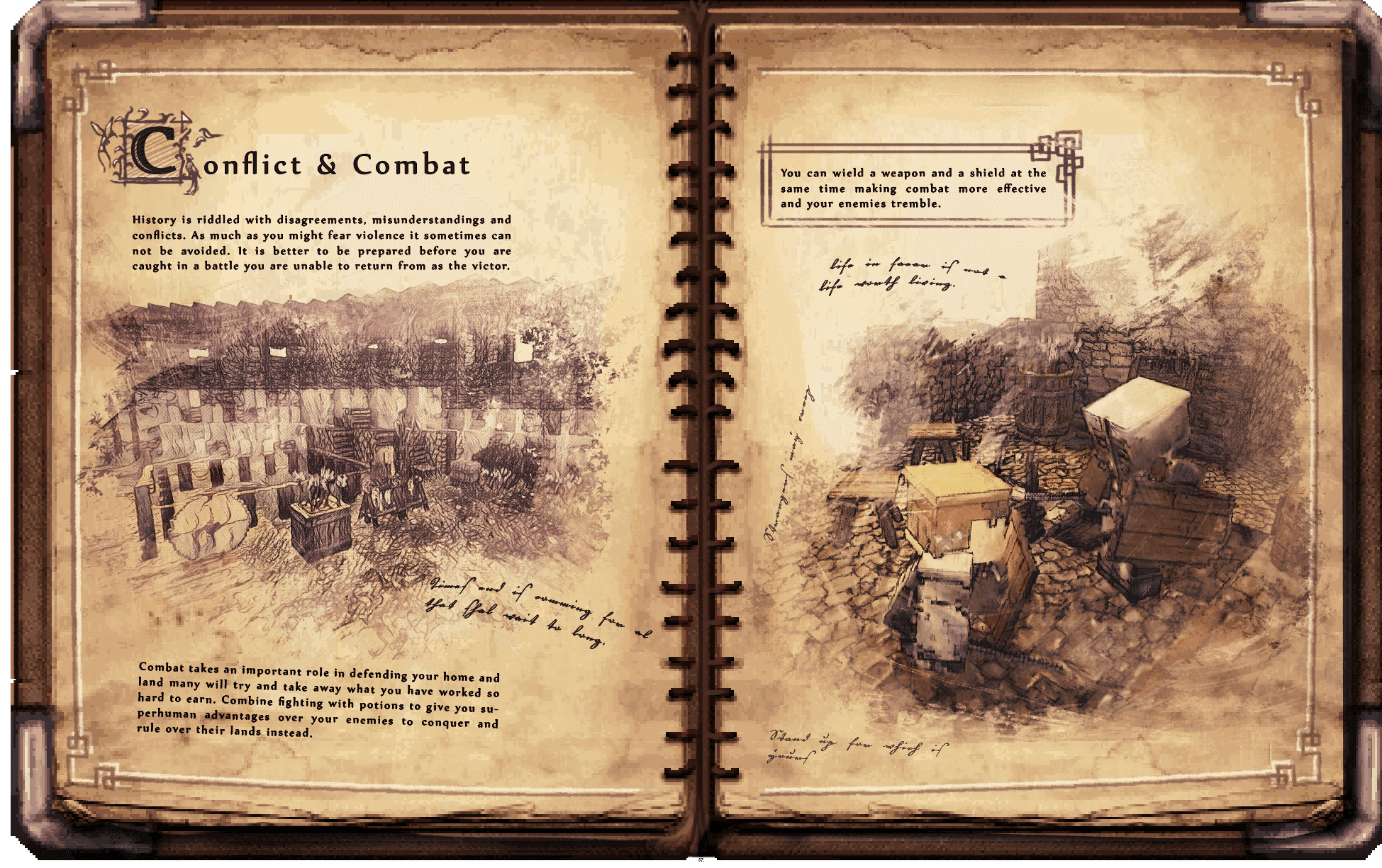 conquest Reforged Survival guide Introduction