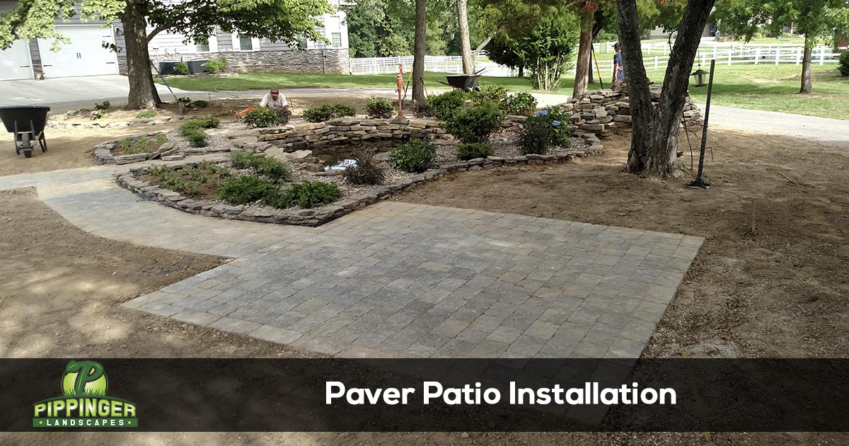 Superbe Patio Installation Services