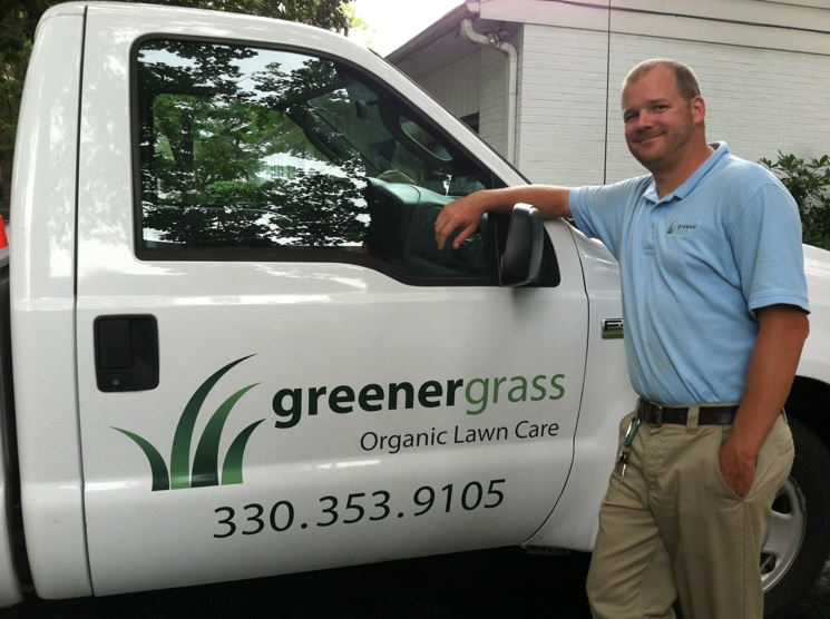 Scott with Greener Grass