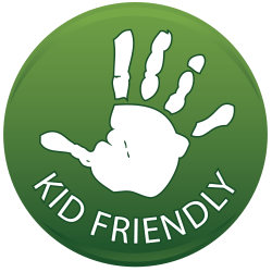 Kid friendly lawn care services
