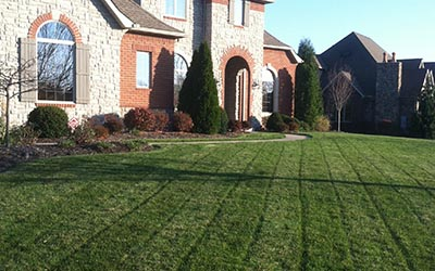 Lawn Service in North Canton Ohio