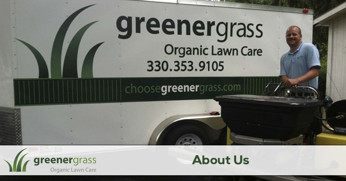 About Greener Grass Organic Lawn Care