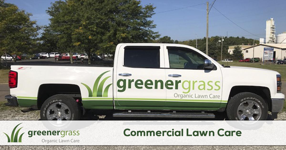 Commercial Lawn Care Services in Canton, North Canton, and the Green Ohio area