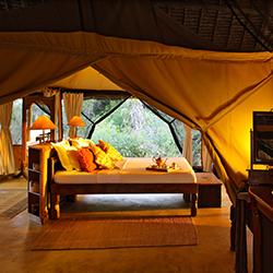 Interior view Siwandu