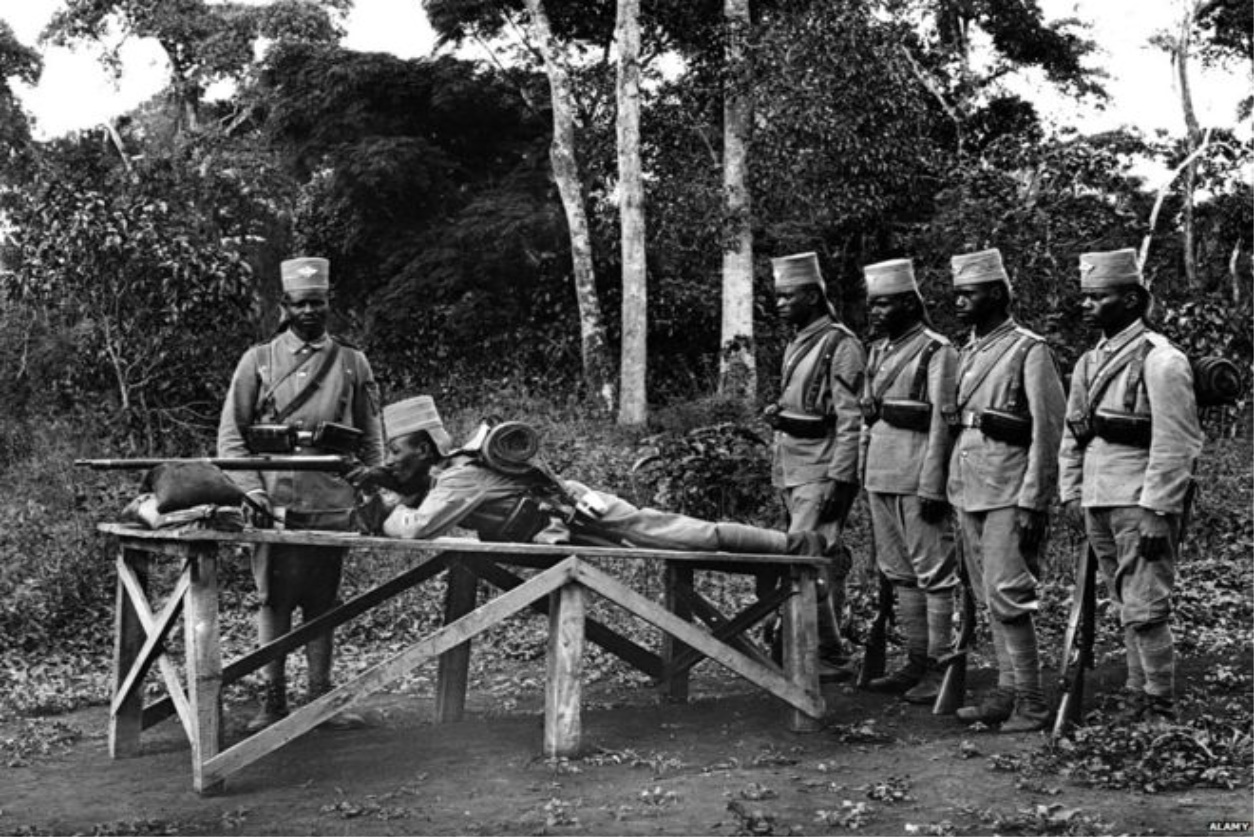 The Centenary of The East Africa Campaign | Selous Safari Company