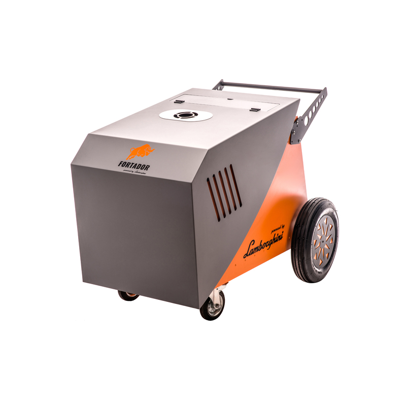 Maintenance of Fortador Steam Cleaner: daily, weekly and monthly procedures