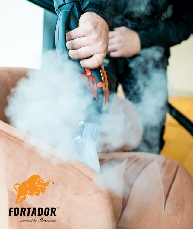 steam cleaning of couch