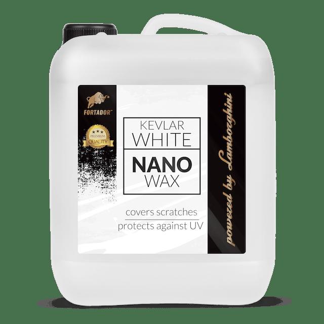 Fortador White Nano Wax