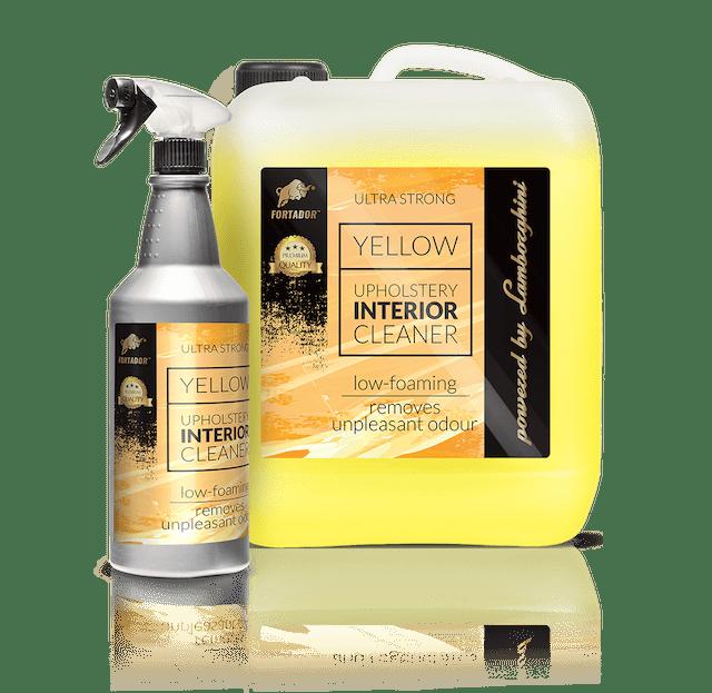 Fortador Yellow Interior Cleaner