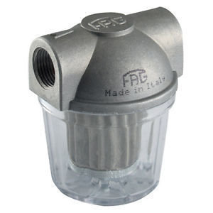 Diesel Filter for PRO Line steam cleaners