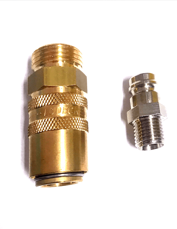 Steam Hose Quick Connector Service Kit