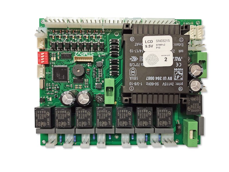 Control Board for Fortador Steam Cleaner