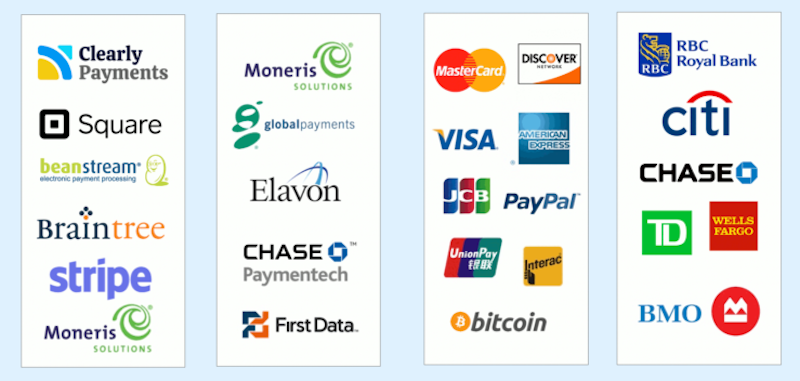 credit card processing service providers for auto detailing
