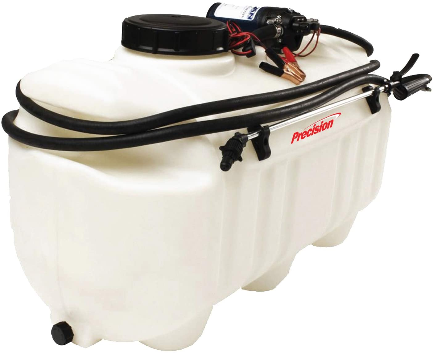 Water Tank for mobile car wash and auto detailing with pump