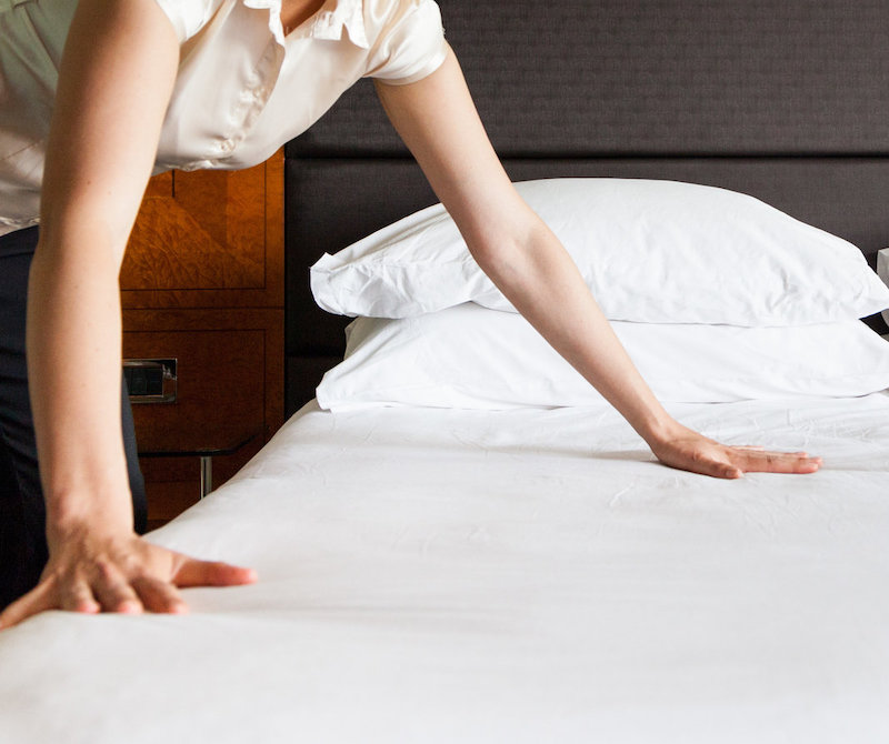 Mattress cleaning is easy