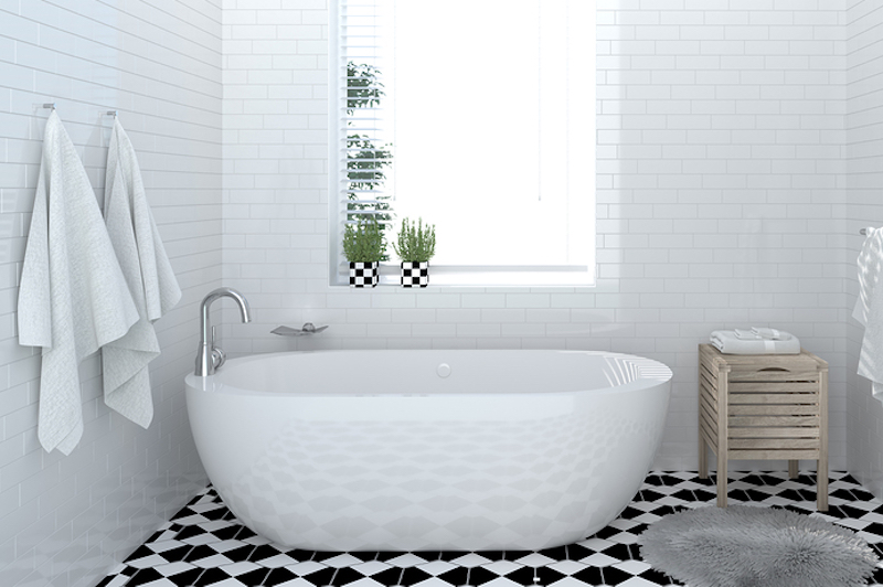 complete guide of bathroom cleaning