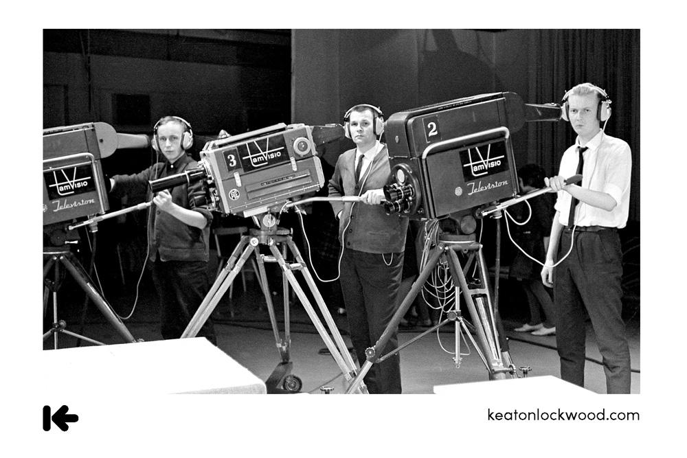 tv retro camera operators