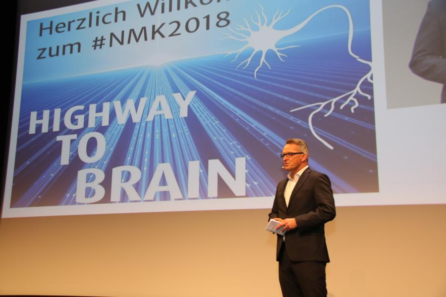 Eröffnung Neuromarketing Kongress