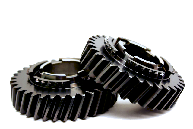 Photo of coated gears