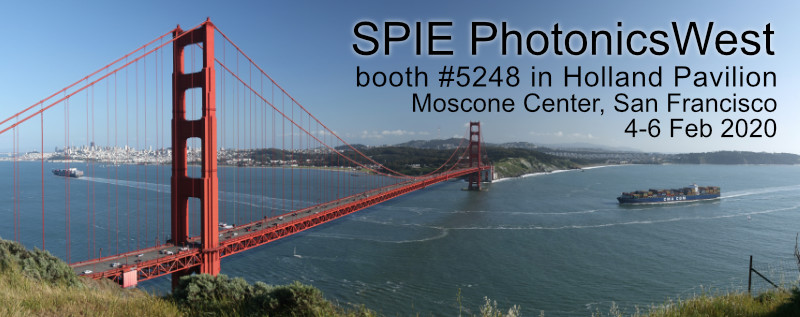 perClass at SPIE PhotonicsWest 4-6 Feb 2020