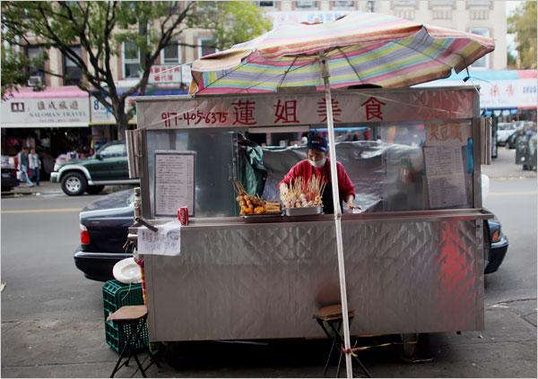Dueños de Carritos de Comida Pagan $60,000 a Vendedores Por Salarios No Pagados