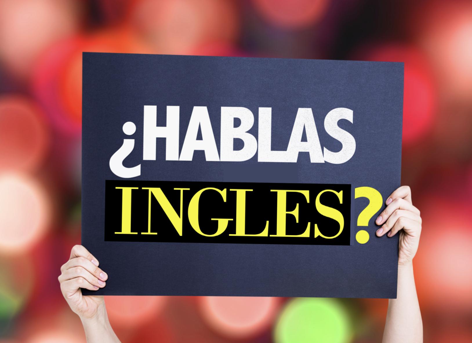 """Puede Ser Ilegal Tener Una Regla de """"Solo Hablar Ingles"""" En el Trabajo"""
